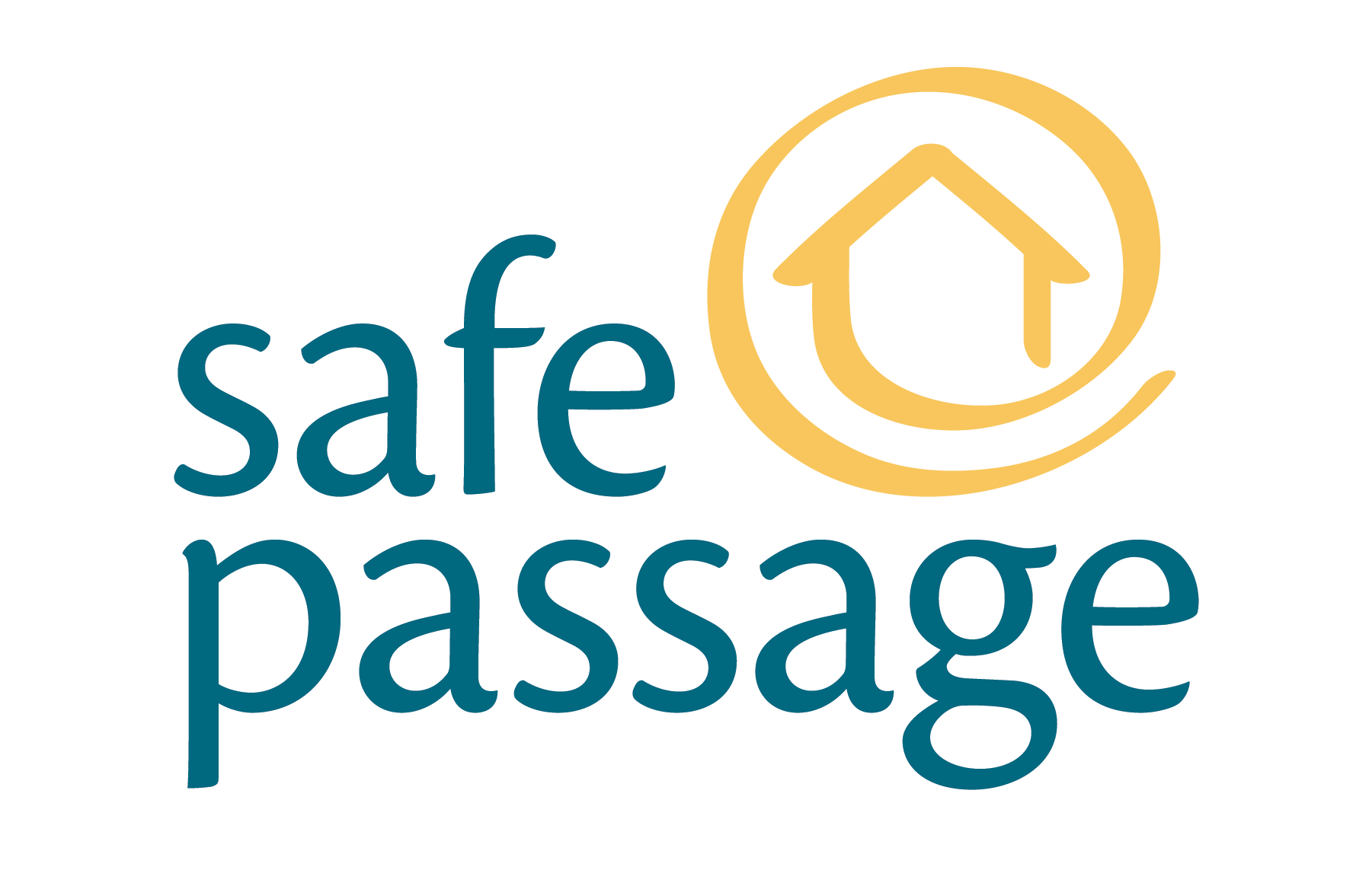 Redesigned Safe Passage logo