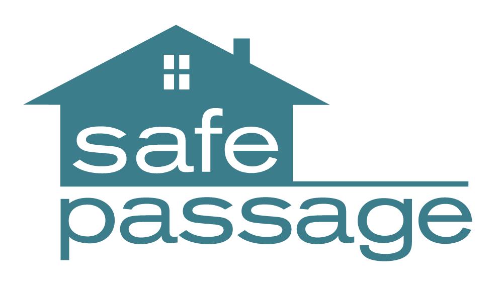 Previous Safe Passage logo design