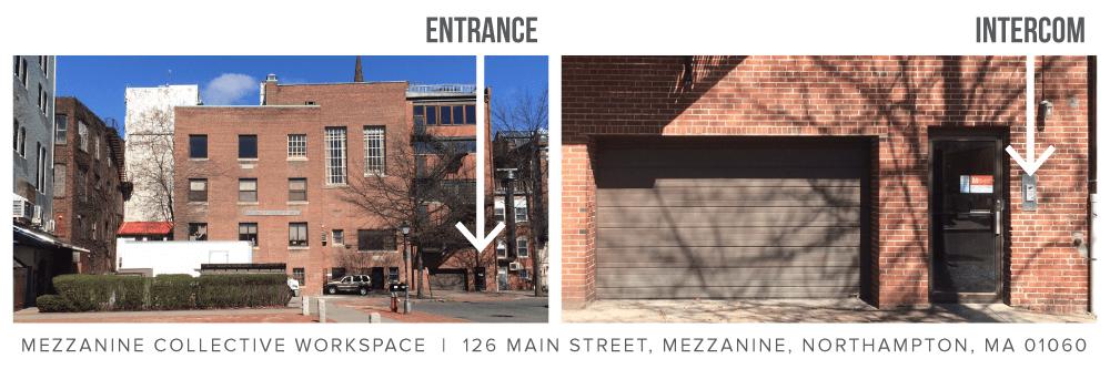 Mezzanine Visual Aid